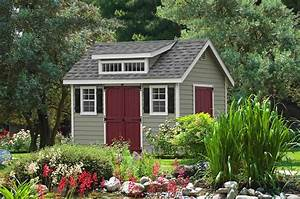 32, Most, Amazing, Backyard, Shed, Ideas, For, An, Inviting, Garden