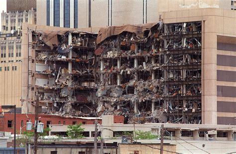 oklahoma 1995 bombing building federal mcveigh murrah ruby ridge april timothy bomb north truck attack documentary pbs albert damage waco