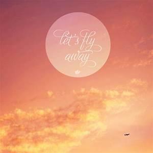 fly-away-abstra... Wallpaper Retina Quotes