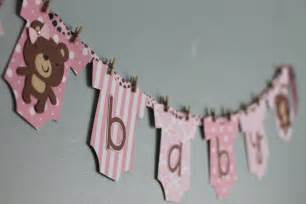 Homemade Banners For Baby Shower by Baby Shower Banners Best Baby Decoration