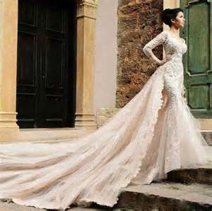 robe de mariã e dentelle sirene guipure robe de sirène avec col en v robe de mariée décoration de mariage