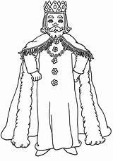 King Coloring Adults Daughter Template Solomon Printable Templates Getcolorings Popular sketch template