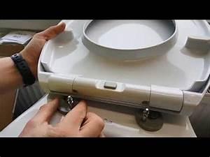 Türbodendichtung Mit Absenkautomatik : toilettensitz montieren auch mit absenkautomatik youtube ~ A.2002-acura-tl-radio.info Haus und Dekorationen