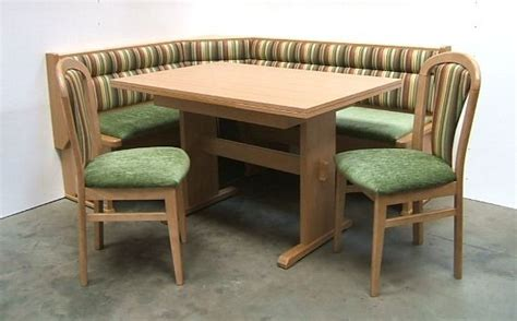 Giga Kitchen Dining Corner Eckbanke Nook Seating Bench Set