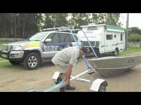 Flip N Easy Folding Boat Trailer by Flip N Easy Boat Trailer Funnydog Tv
