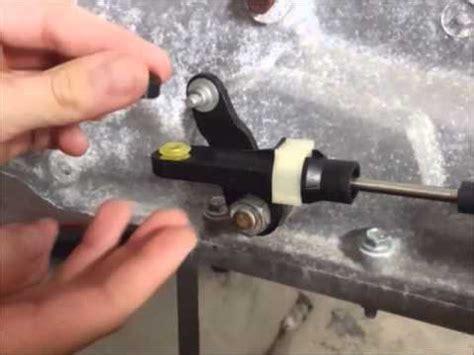 easiest   fix  pontiac shift cable kit