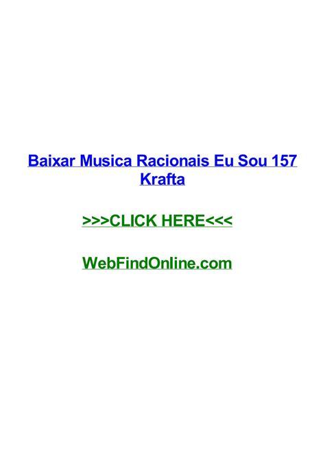 Oct 09, 2020 · a paz de deus. Baixar Música Krafta Download : Vagalume Pollo Download Gratis Krafta / Se está música infrige ...