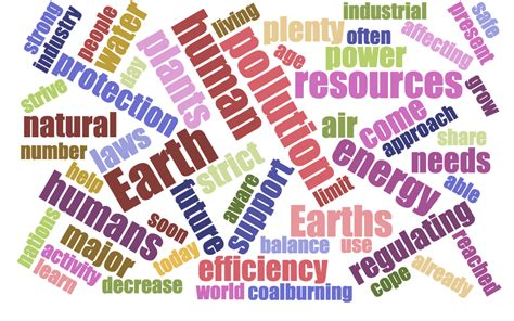 environmental science survey introduction