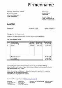 Rechnung Von Flexpayment : angebot vorlagen kostenlos downloaden ~ Themetempest.com Abrechnung