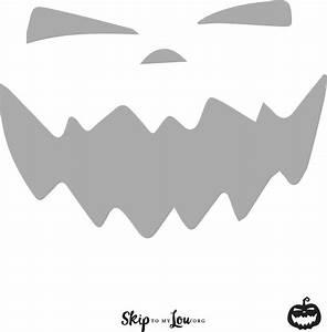 Cool, Free, Printable, Pumpkin, Carving, Stencils