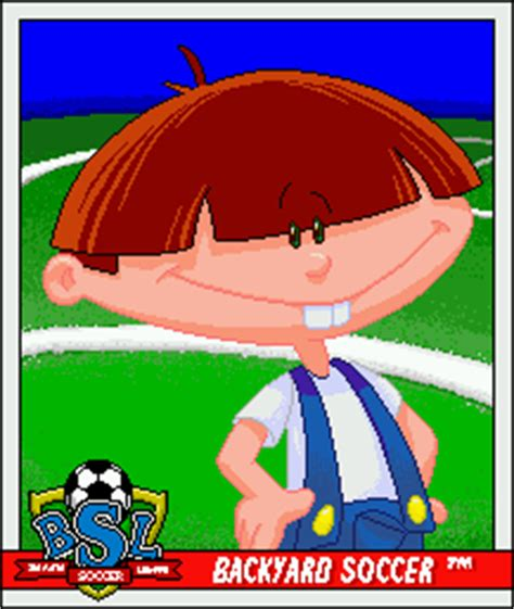 Backyard Football Characters - marky dubois humongous entertainment wiki fandom