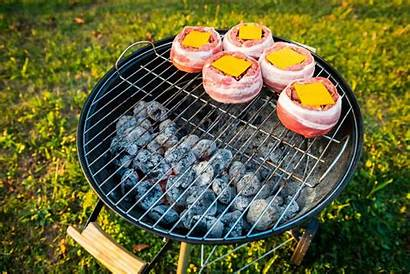 Indirect Grill Heat Charcoal Zone Cook Bbq