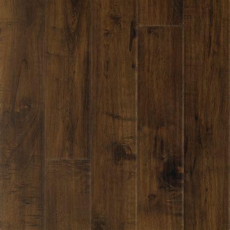 Shop Pergo Max Premier Chateau Maple Wood Planks Laminate