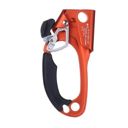 Professional Outdoor Exploring Sports Fit Rock Climbing