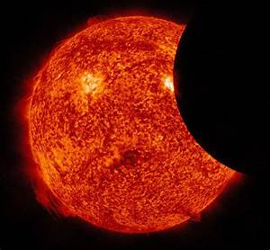 Picture of the Day: A Partial Eclipse of the Sun (From a ...