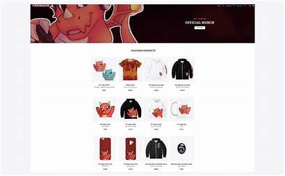 Teespring Merch Twitch Community Consistency Extension