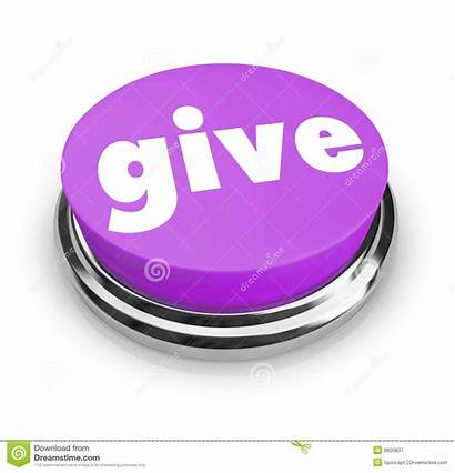 Button Give Charity