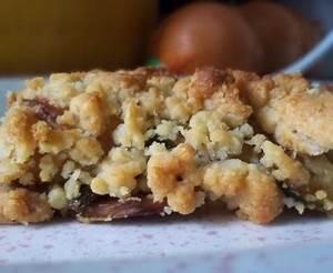 Crumble Salé Parmesan : crumble sal aux courgettes ch vre et lardons recette ~ Nature-et-papiers.com Idées de Décoration