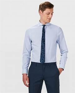 Chemise Homme Slim Fit : chemise slim fit homme 79397896 we fashion ~ Nature-et-papiers.com Idées de Décoration