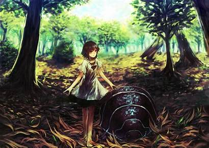 Anime Forest Bug Wood Trees Wallpapers Bugs