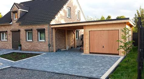 Combien Coute Un Garage by Construction D Un Garage Combien Cela Co 251 Te T Il