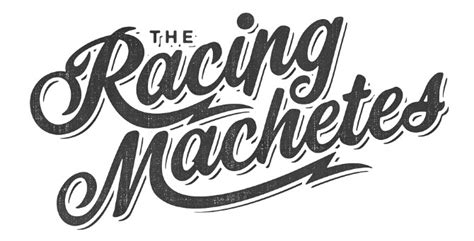 12 Racing Fonts Type Images