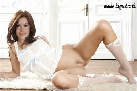 Wolke Hegenbarth Nude Nackt Photos Celebrity Sex Scandal