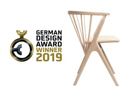 sibast   chair winner  german design awards