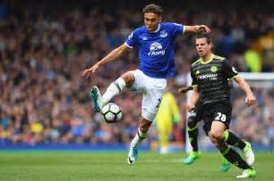 For an opening fixture of the premier league season this was some statement: Everton starlet Dominic Calvert-Lewin signs new five-year ...