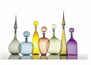 Carafe En Verre : tentation design carafes en verre joe cariati blooming trend par glawdys rom o blogueuse ~ Teatrodelosmanantiales.com Idées de Décoration