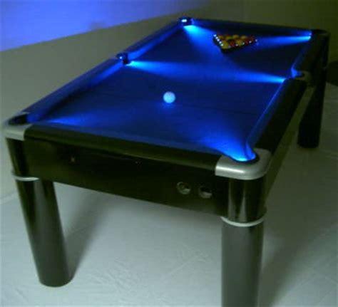 diy pool table light ideas strikeworth aurora british 6 foot pool table with led lighting