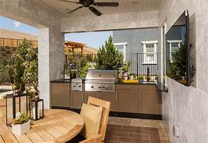 Outdoor, Kitchen, Ideas, And, Designs, For, 2019