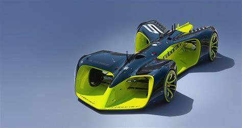 Driverless Electric Car Roborace
