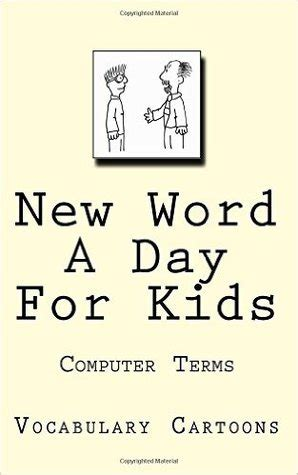 word  day  kids computer terms  elliot carruthers