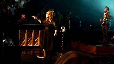 Adele  Rolling In The Deep Live In Royal Albert Hall 22