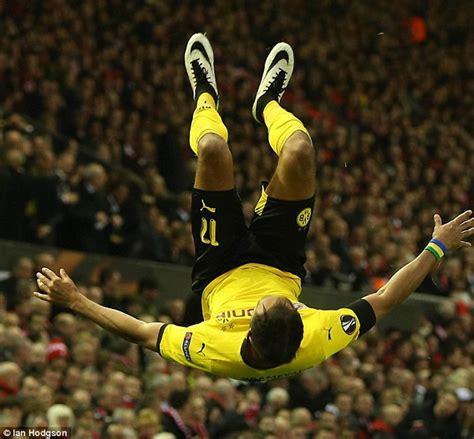 Dortmund star Pierre-Emerick Aubameyang wishes to be ...