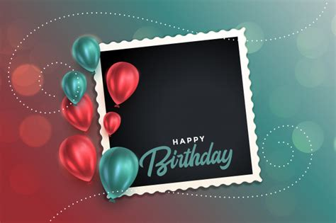 frame birthday images  vectors stock  psd