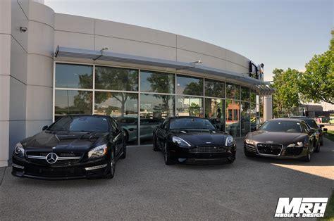 Western Canada's Aston Martin And Bentley