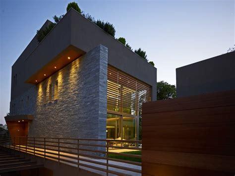 Natural Stone Facade For House Exterior