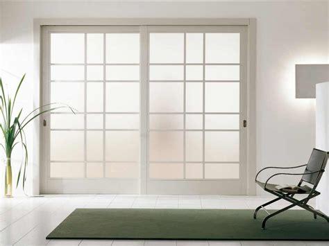 sliding patio doors cost minimalist interior modern minimalist frosted glass room divider