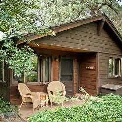Wooden Cabin Small House