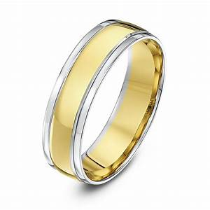 wedding ring white and yellow gold efficient navokalcom With white and yellow gold wedding ring