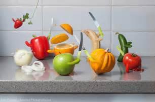 Animated Food Fight
