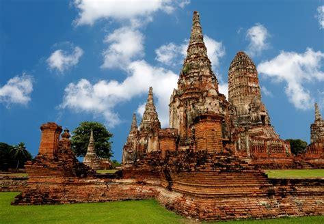 ayutthaya historical park unesco bangkok