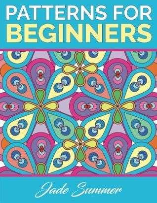 patterns  beginners  adult coloring book  simple