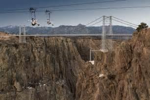 Zip Line Royal Gorge Bridge Colorado