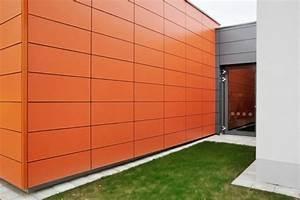 Hpl Platten Fassade : ideen mit hpl platten f r zeitgen ssisches designprojekte ~ Sanjose-hotels-ca.com Haus und Dekorationen