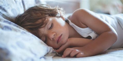 Sleeping Child by How To Get Your Kids To Sleep In Their Own Bed