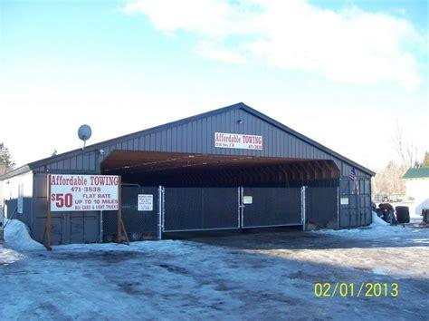 Pole Barn Building Plans