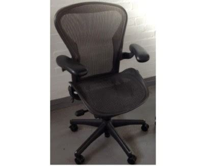 used herman miller office chairs second hand herman miller